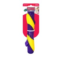 KONG Squeezz Bitz Stick Dog Toy - Large