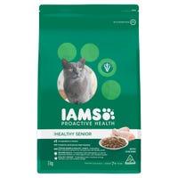 Iams Feline Mature Chicken Dry Cat Food - 3kg