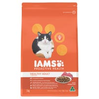 Iams Feline Adult Ocean Fish Dry Cat Food - 3kg