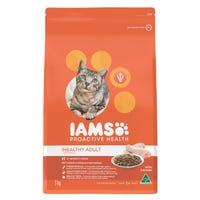 Iams Feline Adult Chicken Dry Cat Food - 3kg
