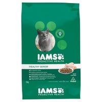 Iams Feline Mature Chicken Dry Cat Food - 8kg