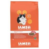 Iams Feline Adult Ocean Fish Dry Cat Food - 8kg
