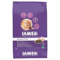 Iams Feline Kitten Chicken Dry Cat Food - 8kg