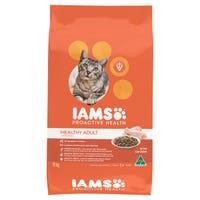 Iams Feline Adult Chicken Dry Cat Food - 15kg