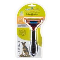 FURminator deShedding Short Hair Dog Brush - Medium