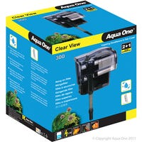 Aqua One ClearView 300 Aquarium Filter - Each