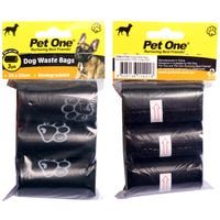 Pet One Dog Waste Bags - 3pk