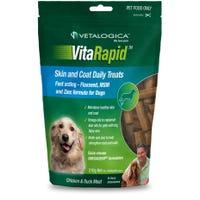 Vetalogica VitaRapid Dog Skin and Coat Chicken and Duck - 210g