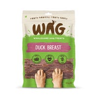 WAG Duck Breast Dog Treats - 200g