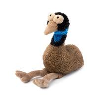 FuzzYard Oz Emu Plush Dog Toy - Large