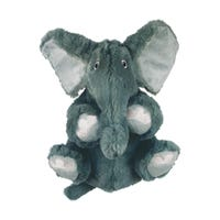 KONG Comfort Elephant Dog Toy - Small