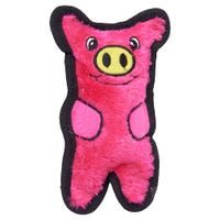 Outward Hound Invincibles Mini Pig Squeaking Dog Toy - Each