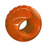 Outward Hound Bionics Ball Orange Dog Toy - Medium