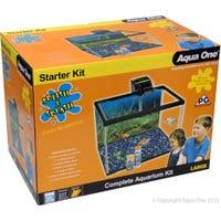 Aqua One Splish Splash Starter Kit Fish Tank - 28L