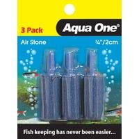 Aqua One Airstone 3pk - 2cm