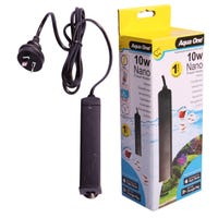 Aqua One Nano Preset 10W Heater Aquarium Heater - 13.5cm