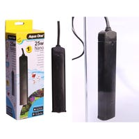 Aqua One Nano Preset 25W Heater Aquarium Heater - 15cm