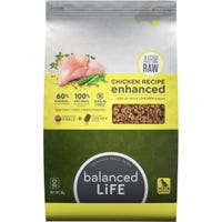Balanced Life Enhanced Chicken Recipe Dry Dog Food - 9kg