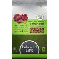 Balanced Life Enhanced Kangaroo Recipe Dry Dog Food - 9kg