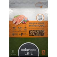 Balanced Life Enhanced Salmon Recipe Dry Dog Food - 2.5kg