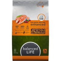 Balanced Life Enhanced Salmon Recipe Dry Dog Food - 9kg