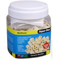 Aqua One BioNood Ceramic Filter Media - 600g