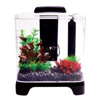 Aqua One Betta Haven Acrylic Fish Tank - 7L