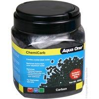 Aqua One ChemiCarb Carbon Filter Media - 600g