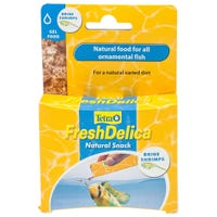 Tetra Fresh Delica Brine Shrmp Fish Food - 48g