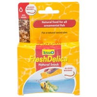 Tetra Fresh Delica Bloodworm Fish Food - 48g