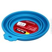 Pet One Travel Bowl Blue - 370ml