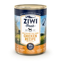 Ziwi Peak Dog Chicken Recipe Wet Dog Food - 390g