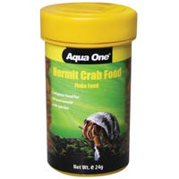 Reptile One Hermit Crab Flake Food - 24g
