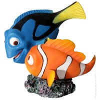 Aqua One Blue Tang & Clownfish Fish Tank Ornament - Each