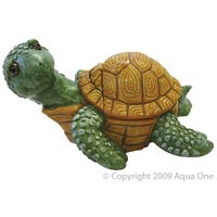 Aqua One Air Stone Sea Turtle Fish Tank Ornament - Each