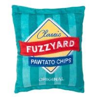 FuzzYard Pawtato Chips Plush Dog Toy - Each