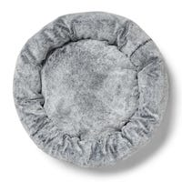 Snooza Cuddler Chinchilla Dog Bed - Small