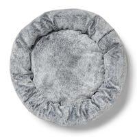 Snooza Cuddler Chinchilla Dog Bed - Medium
