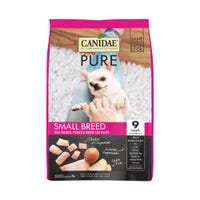 Canidae Dog Grain Free Small Breed Pure Field Chicken, Potato and Whole Egg Dry Dog Food - 5.4kg