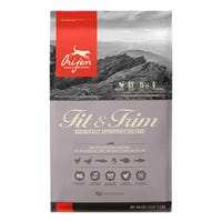 Orijen Biologically Appropriate Dog Fit and Trim Poultry and Fish Dry Dog Food - 11.3g