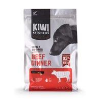 Kiwi Kitchens Dog Air Dried Beef Dinner Dry Dog Food - 2kg