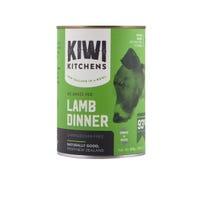Kiwi Kitchens Dog Lamb Wet Dog Food - 375g