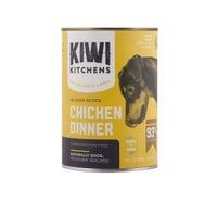 Kiwi Kitchens Dog Chicken Wet Dog Food - 375g