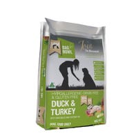 Meals For Mutts Grain Free Duck and Turkey Dry Dog Food - 9kg