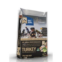 Meals For Mutts Grain Free High Performance Turkey Dry Dog Food - 9kg