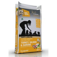 Meals For Mutts Puppy Salmon and Sardine Dry Dog Food - 20kg