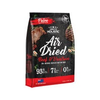 Absolute Holistic Air Dried Beef and Venison Dry Dog Food - 1kg