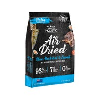 Absolute Holistic Air Dried Blue Mackerel and Lamb Dry Dog Food - 1kg