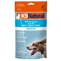 K9 Naturals Freeze Dried Beef Green Tripe Topper Dry Dog Food - 75g