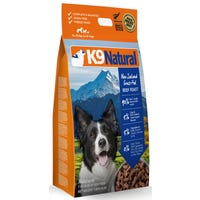 K9 Naturals Freeze Dried Beef Feast Dry Dog Food - 1.8kg